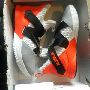 Nike Shoes - Nike LeBron Soldier XII Size 11